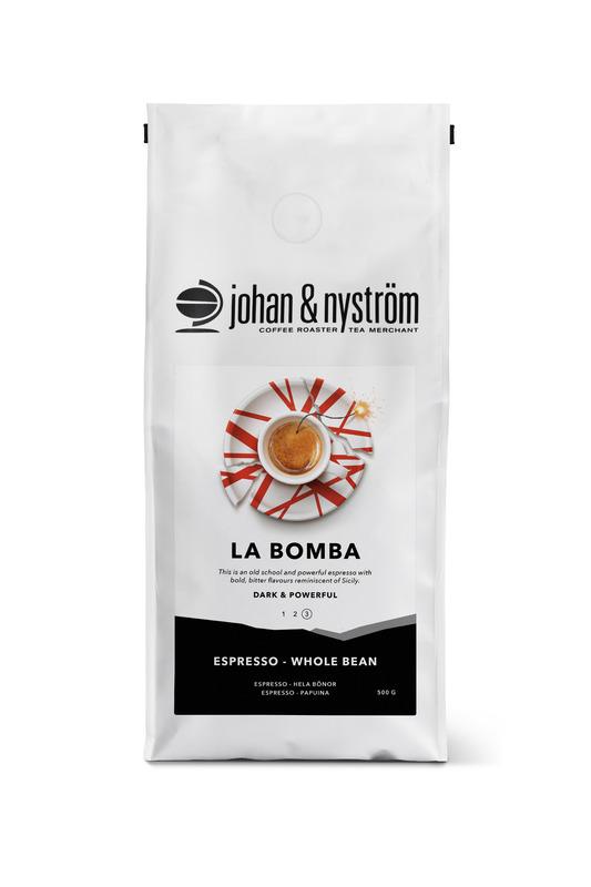 J&N La Bomba Espresso 500 gr