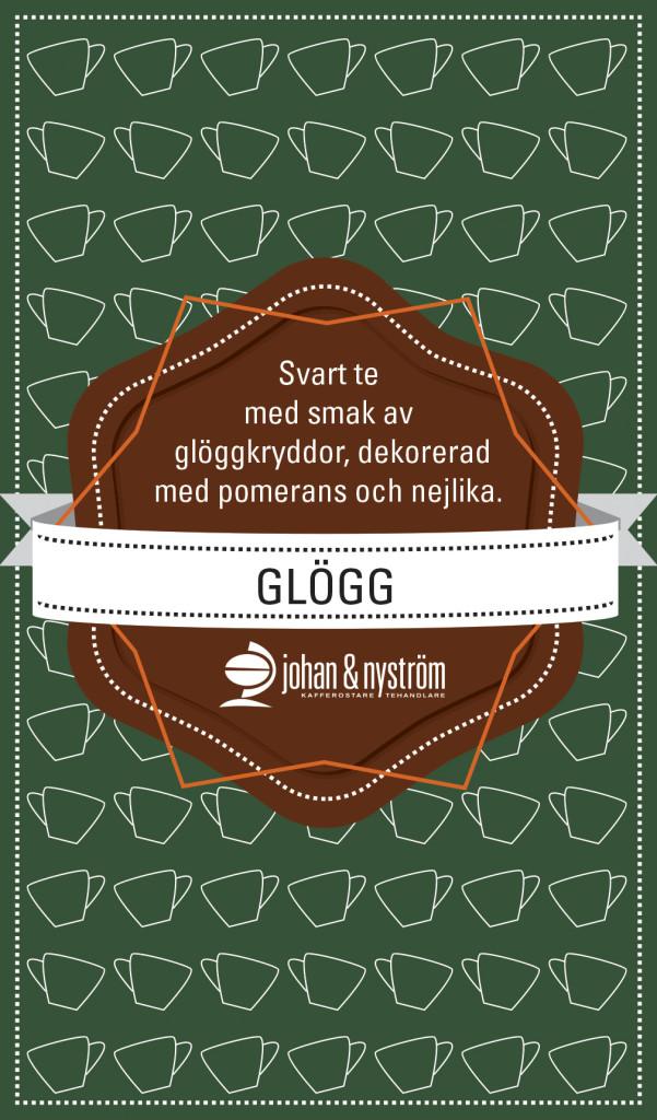 Julte, Glögg, Johan & Nyström