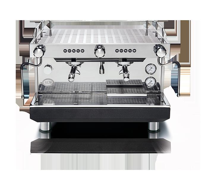 ecm compact hx-2 espressomaskin cafémaskin