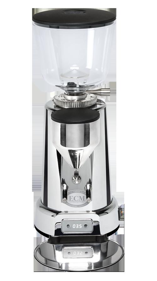ECM V-Titan 64 espressokvarn krom