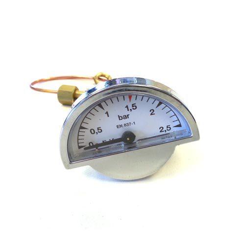 ECM giotto manometer