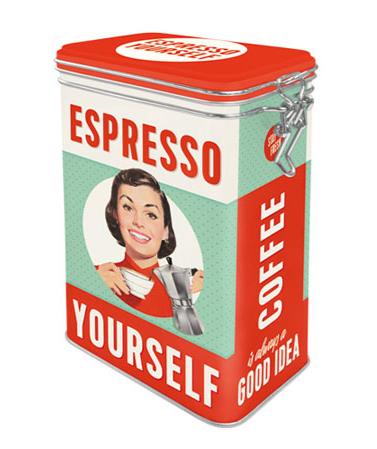 kaffeburk espresso yourself nostalgi