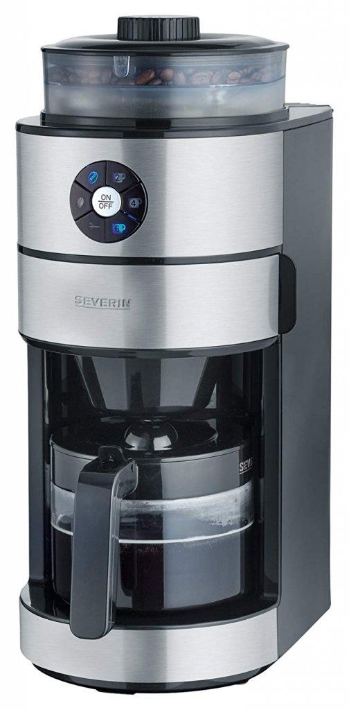 Severin KA4811 kaffebryggare med kvarn