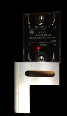 solid state relä ecm med rotationspump