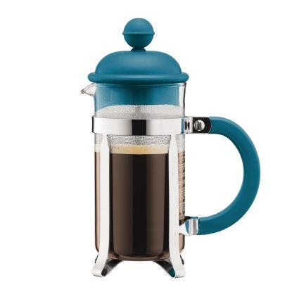 Bodum caffeteria presskanna kaffebryggare kaffebönor nybryggt kaffe