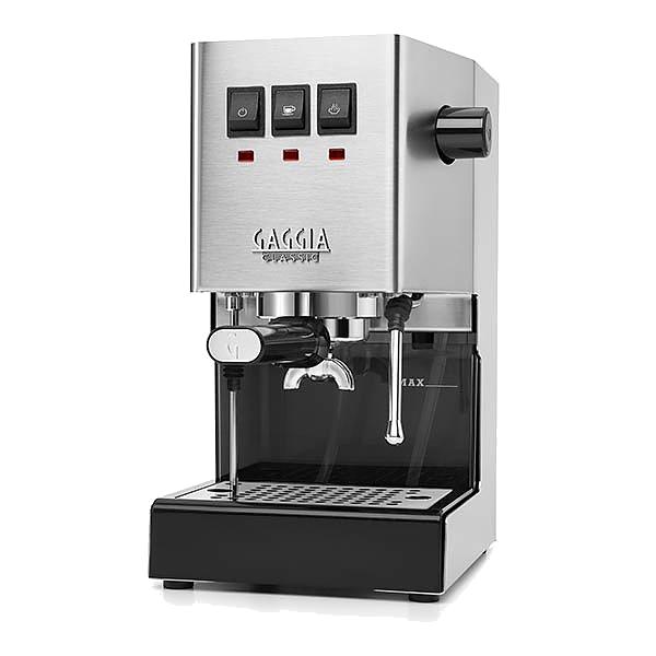 Espressomaskiner för hem och proffs