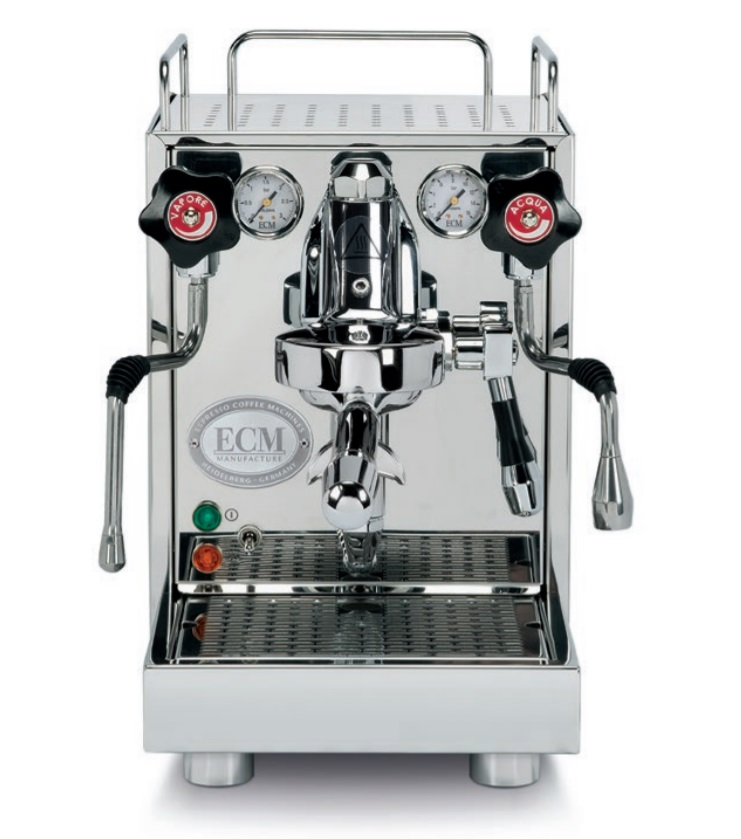 Ecm Mechanika slim espresso machine