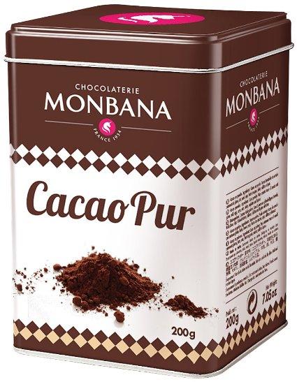 Monbana 100% Cacao, 200 gr