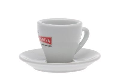 Espressokopp, Monteriva