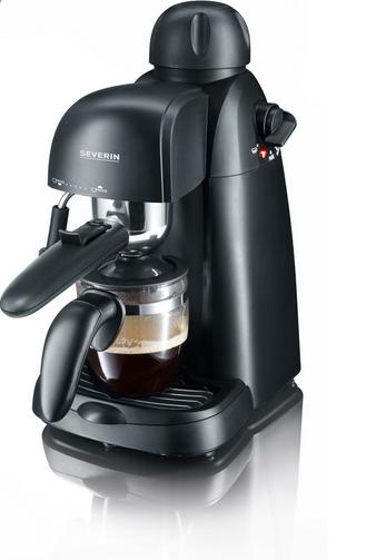 Portabel espressomaskin, Severin KA5978