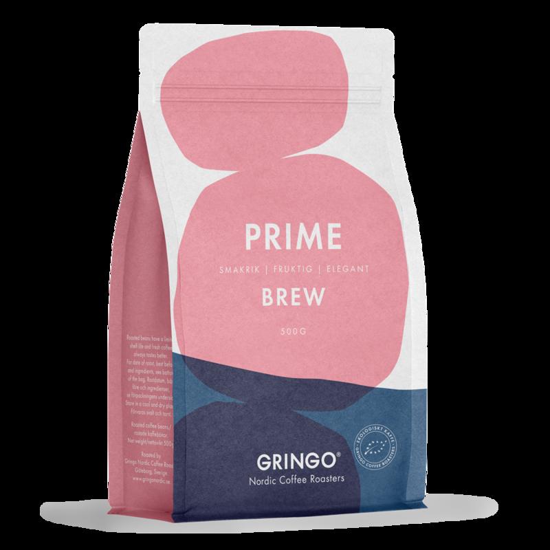 Gringo prime brew