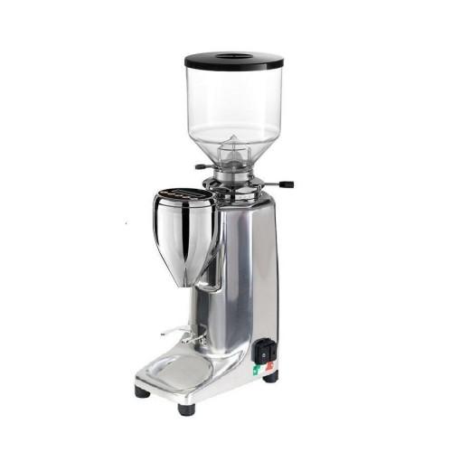 Quamar q13. Polished alu, espressokvarn, coffee grinder