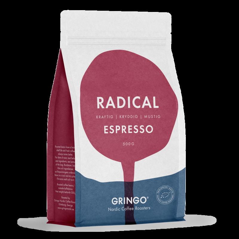 Gringocoffee basic espresso gringo radical