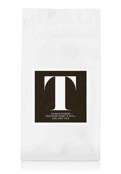 T-Te Earl Grey Refill 150 gr