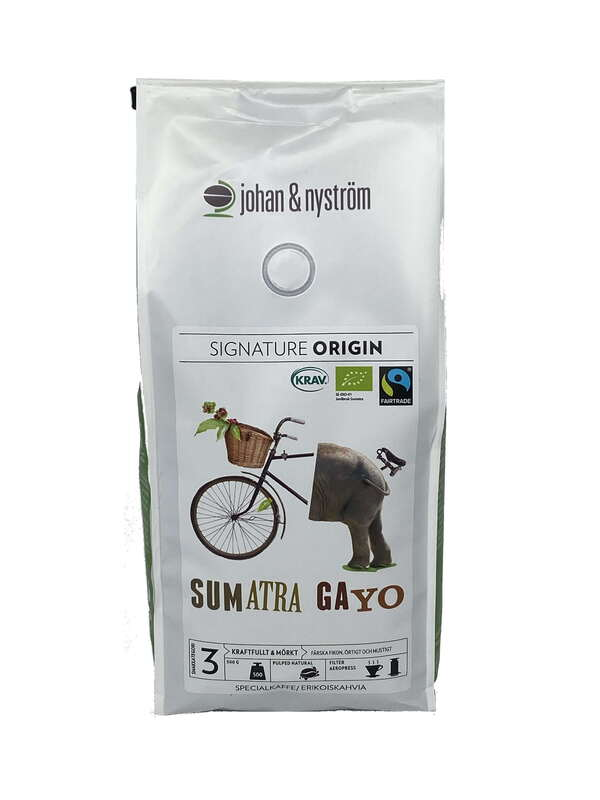 kaffe sumatra gayo nobel nobelkaffe nobelmiddag